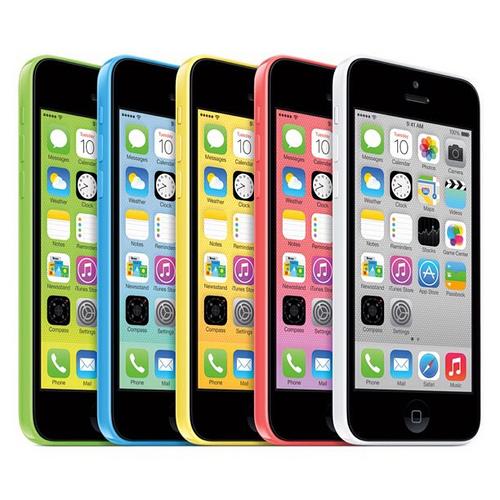 Das neue bunte iPhone 5C (Bildquellenangabe: © Compudemano / flickr.com)